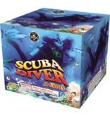 Cutting Edge Scuba Diver