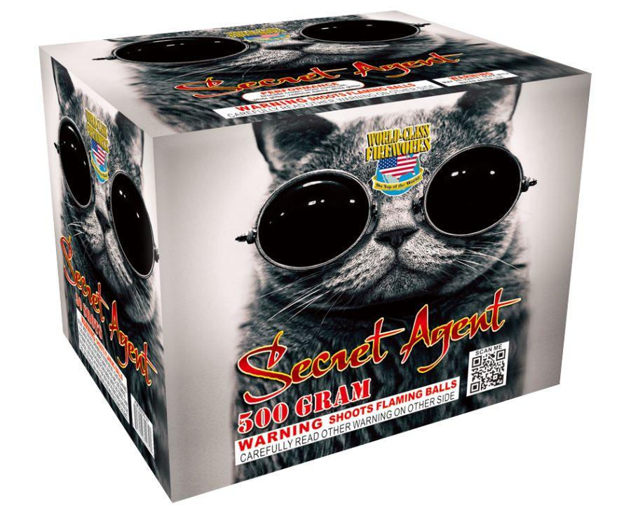 World Class Secret Agent - Case 4/1