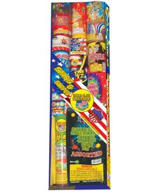 Stars & Stripes Assortment - Case 6/1
