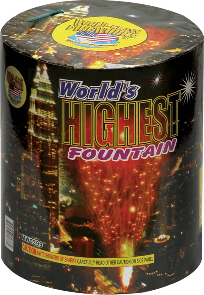 World Class World's Highest Fountain
