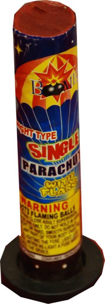 Boomer Single Night Parachute, BM - Pack 6/1