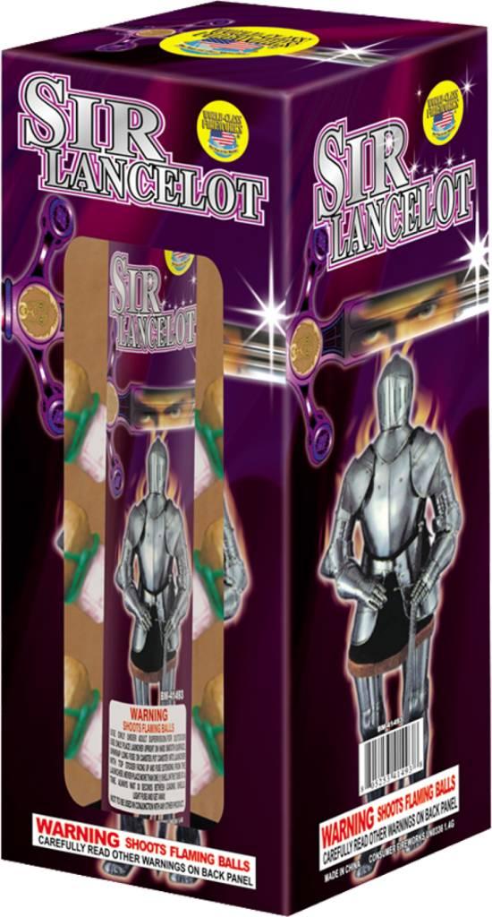 World Class Sir Lancelot 60 Gram Canister - 6 shells