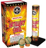 Cutting Edge Whistling Artillery Shell, CE