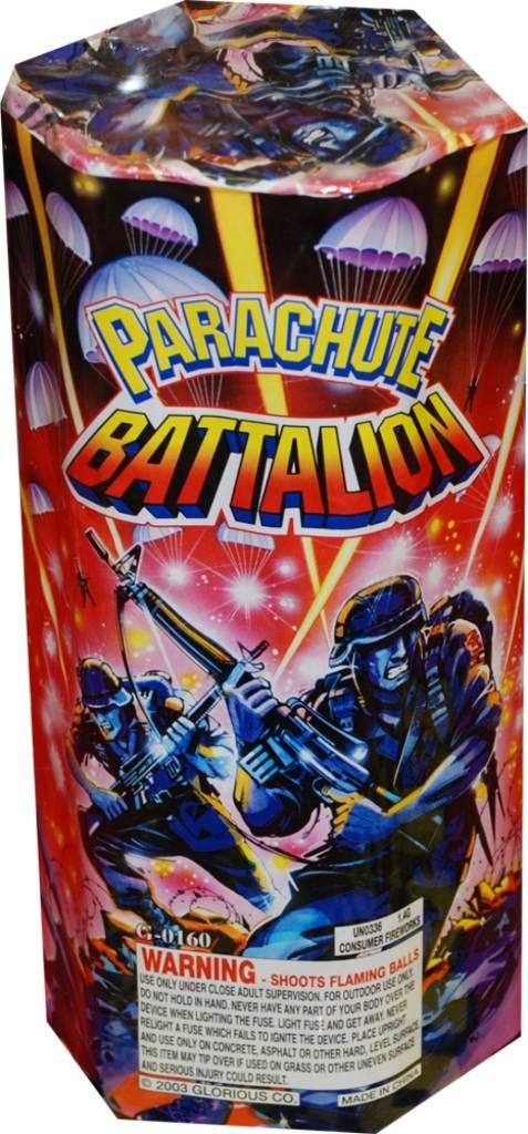 Boomer Parachute Battalion, BM - Case 12/1