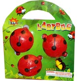 Boomer Lady Bugs, BM - Pack 3/1