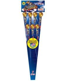 Jet Screamer Rocket - Case 16/7