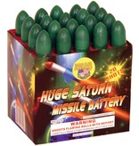 World Class Huge Saturn Missle 20s - Case 30/1