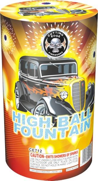 Cutting Edge High Ball Fountain