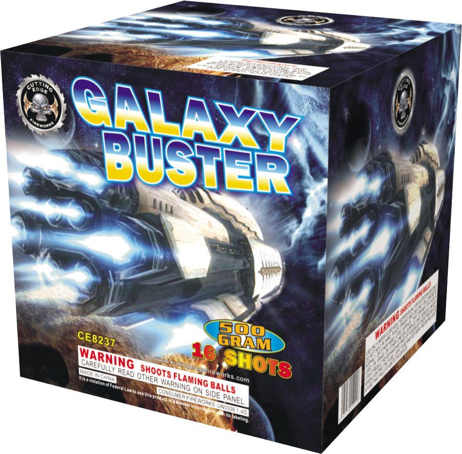 Cutting Edge Galaxy Buster - Case 4/1