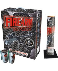 Firearm 60 Gram Canister - 12 shells