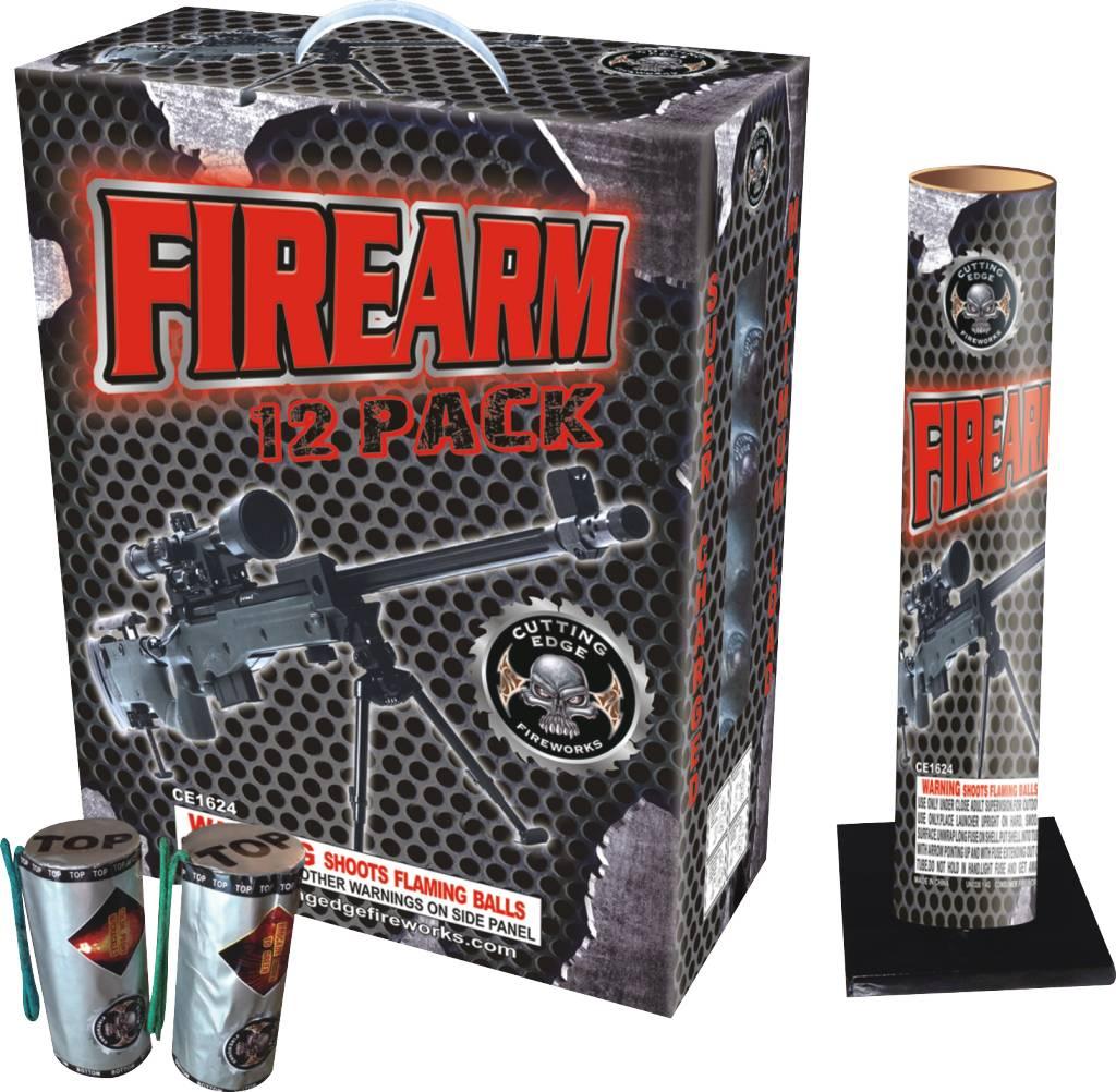 Cutting Edge Firearm 60 Gram Canister - 12 shells