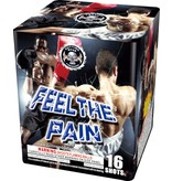 Cutting Edge Feel The Pain - Case 24/1