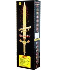Excalibur 60 Gram Canister - 24 shells