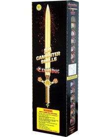 Excalibur 60 Gram Canister - Case 6/24