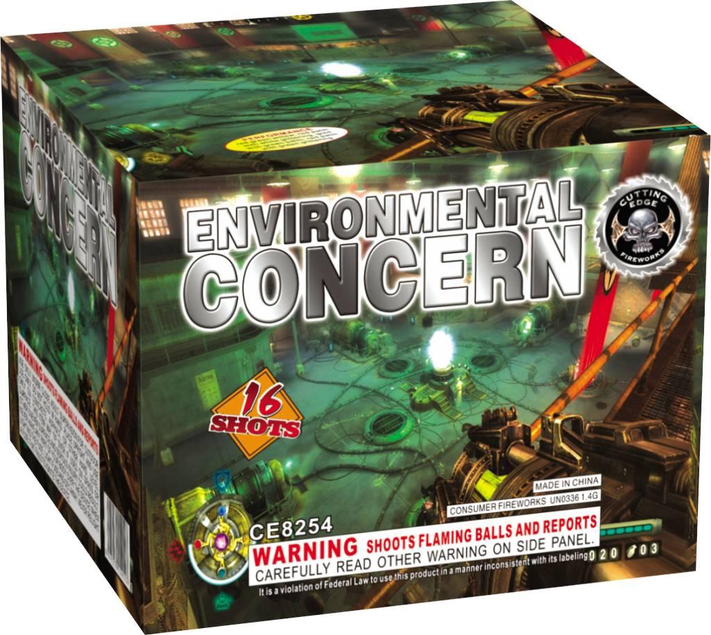 Cutting Edge Environmental Concern