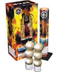 Makin Fire (Triple Break) - 6 shells