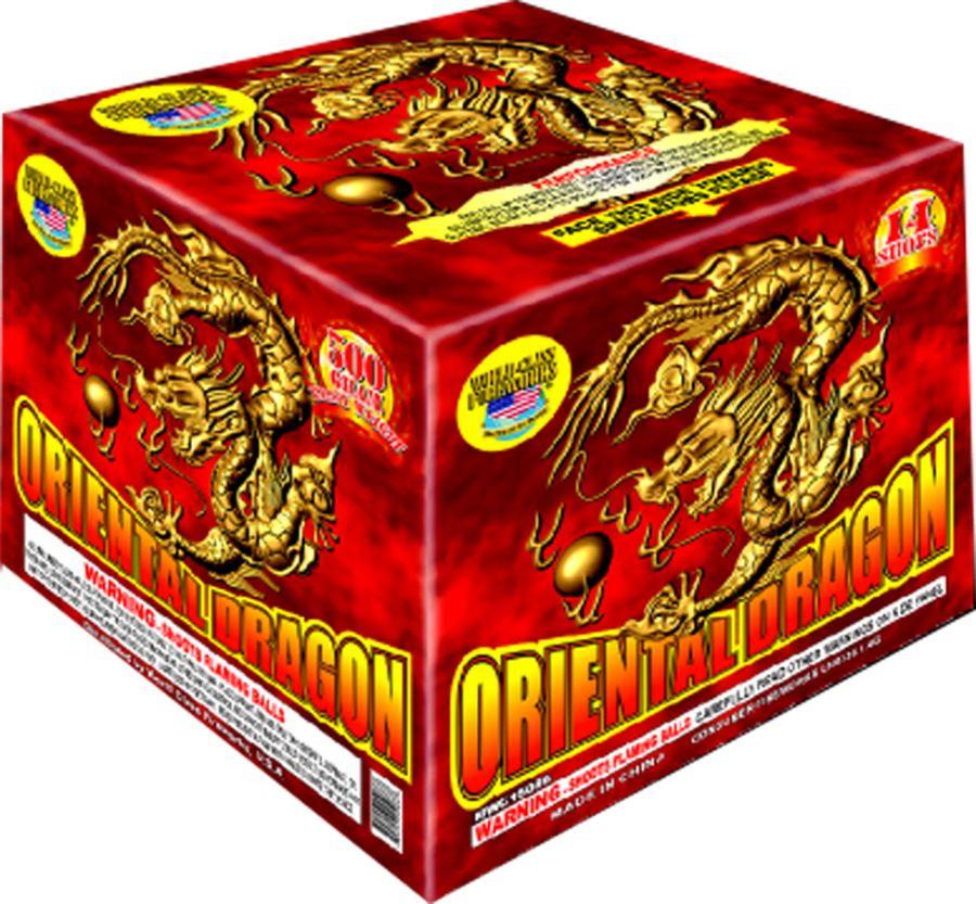 World Class Oriental Dragon