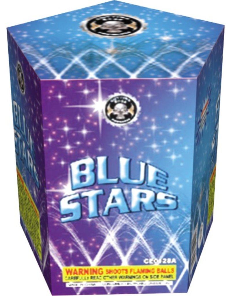 Cutting Edge Blue Star w/ Report, CE