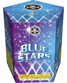 Blue Star w/ Report, CE - Case 36/1