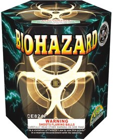 Biohazard - Case 12/1