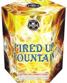 Fired Up Fountain - Case 18/1