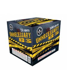 Unnecessary BS - Case 3/1