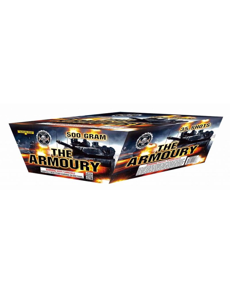 Cutting Edge The Armory - Case 2/1