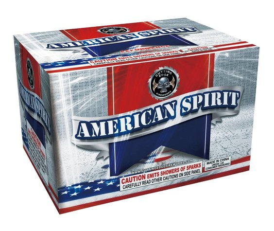 Cutting Edge American Spirit