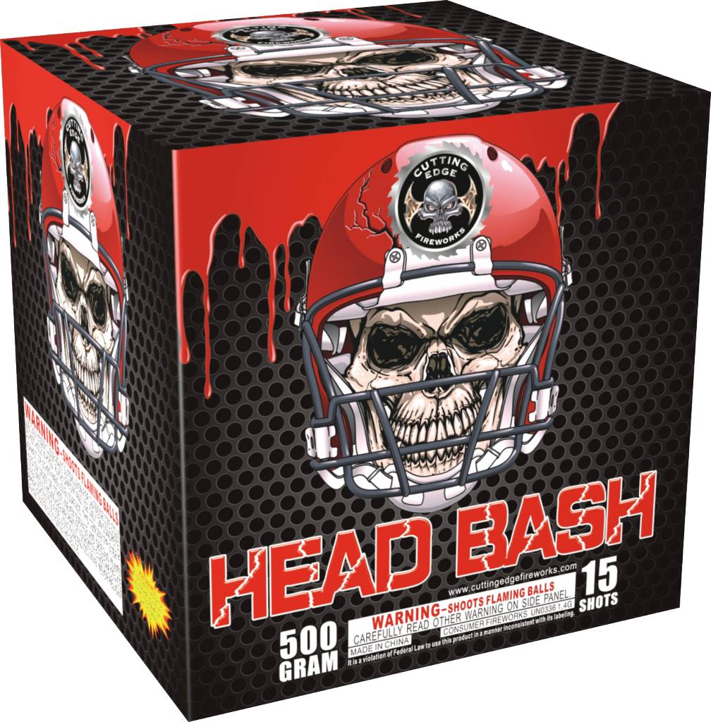 Cutting Edge Head Bash - Case 4/1
