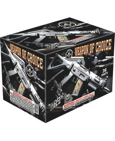 Weapons of Choice - Case 4/1