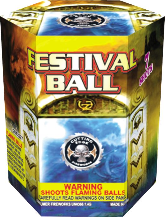 Cutting Edge Festival Ball (7 shot)