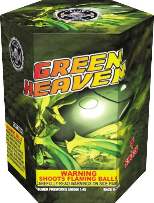 Cutting Edge Green Heaven