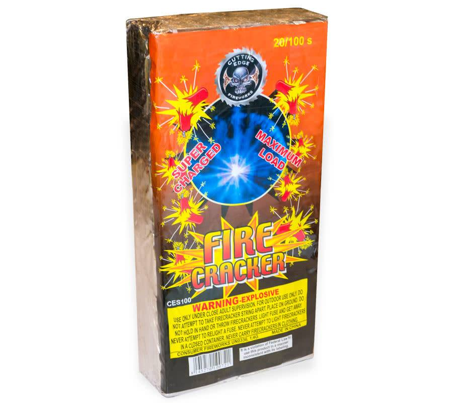 Cutting Edge Firecracker 100s, CE - Brick 20/100
