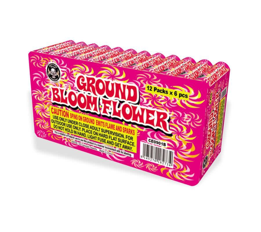 Cutting Edge Ground Bloom Flower, CE - Brick 12/6