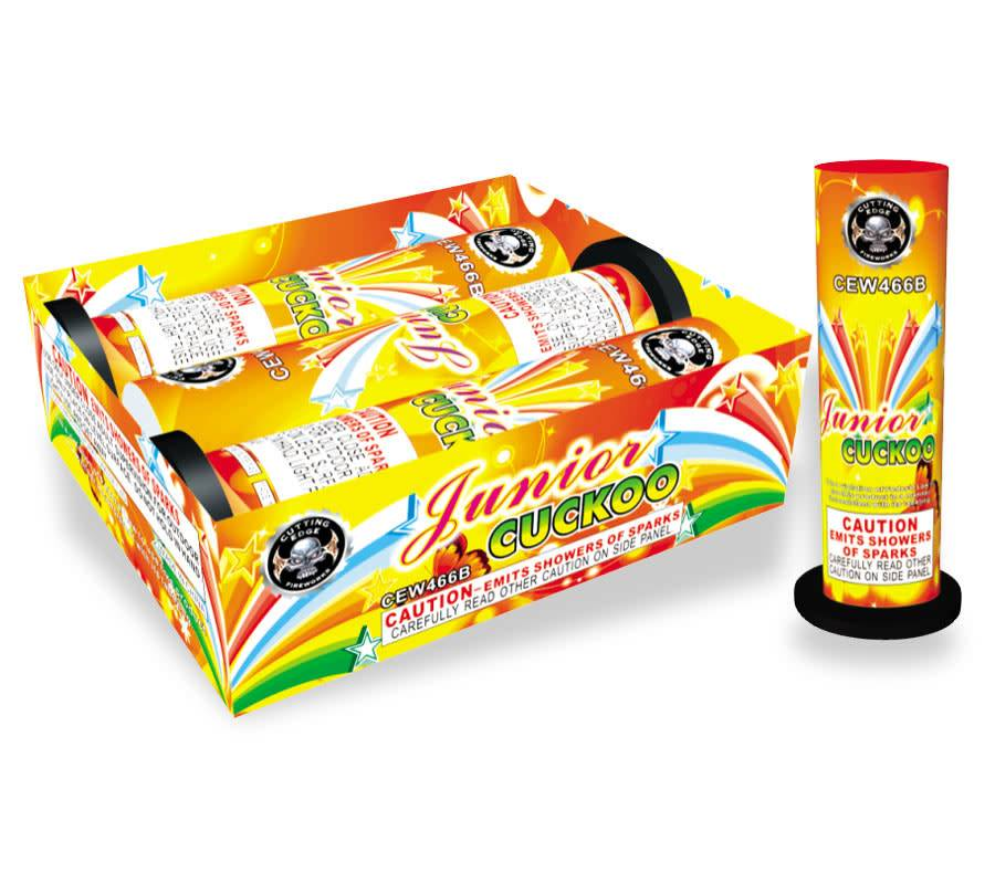 Cutting Edge Junior Cuckoo, CE - Pack 3/1