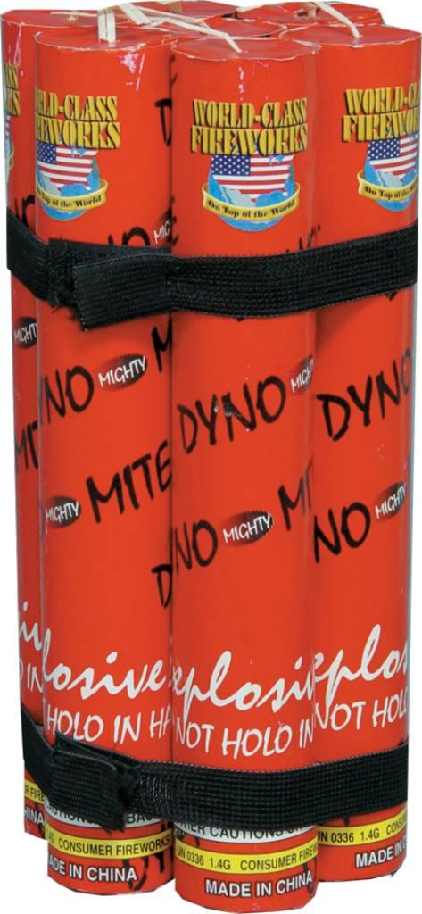 World Class Dyno Mighty Mite - Case 8/7