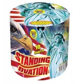 World Class Standing Ovation