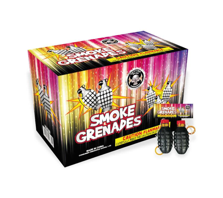 Cutting Edge Smoke Grenades, CE - Pack 2/1