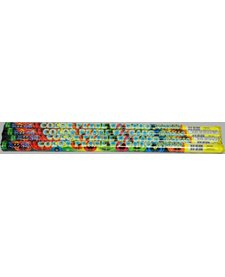 Roman Candle 10 Ball Bang, BM - Pack 4/1