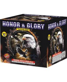 Honor and Glory - Case 6/1