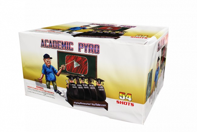 World Class Academic Pyro - Case 4/1