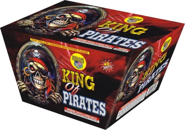 World Class King of Pirates - Case 4/1