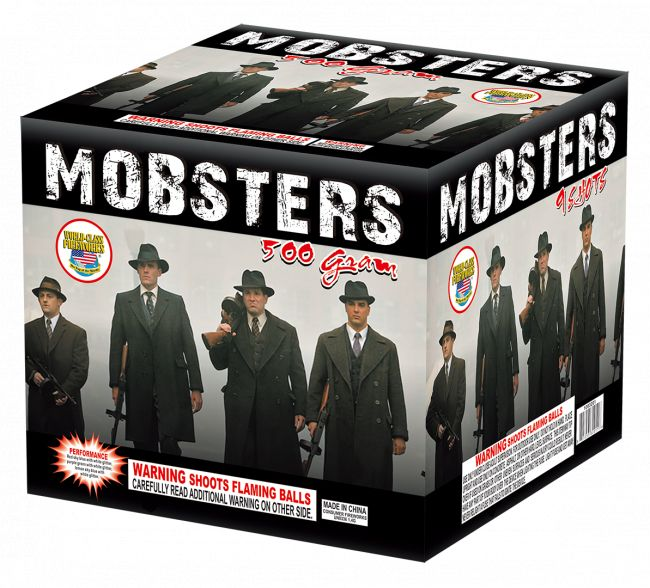 World Class Mobsters - Case 6/1