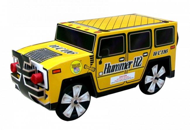World Class Hummer H2 - Case 24/1