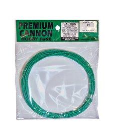 Cannon Fuse - Slow (25 sec/ft)