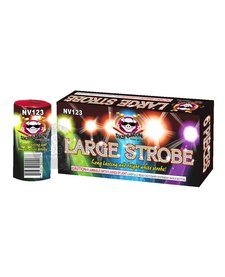 Large Strobe - Pack 4/1