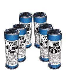 Mine Assortment 50mm - Case 4/6