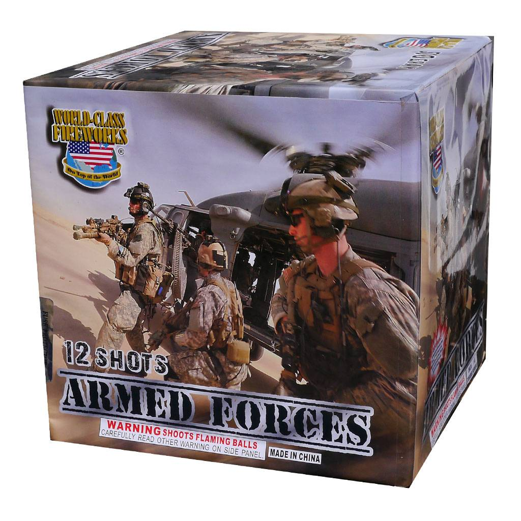 World Class Armed Forces - 02