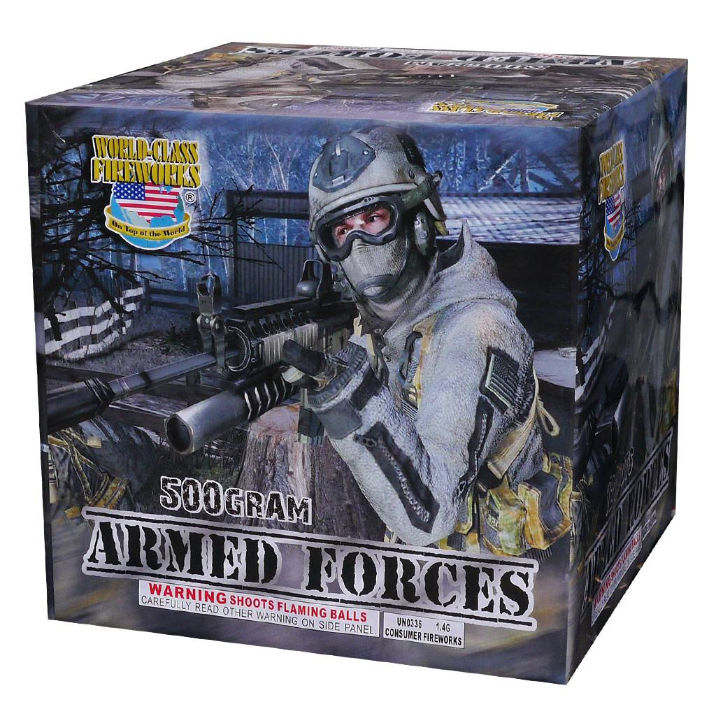 World Class Armed Forces - 04