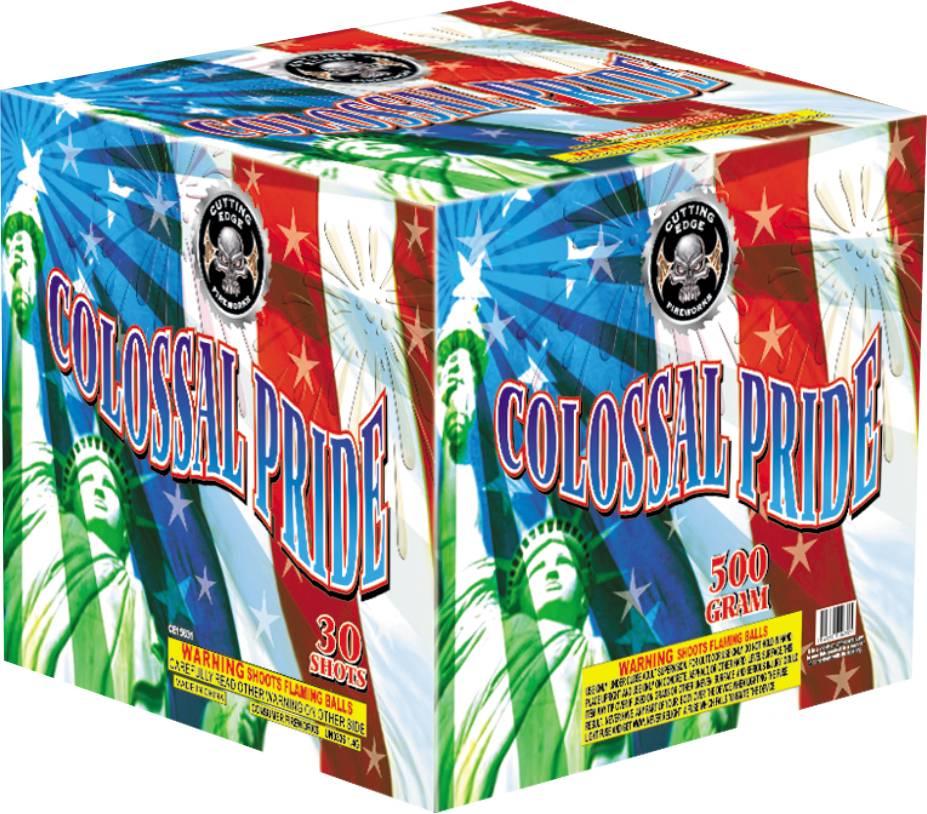 Colossal Pride - Case 4/1